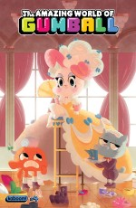 AmazingWorldOfGumball04-coverB-4a79b ComicList: BOOM! Studios New Releases for 11/05/2014