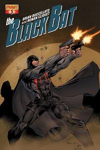 BlackBat005CovIncenSyaf ComicList: Dynamite Entertainment for 09/04/2013