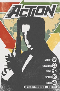 CodenameAction01CovUllmeyer ComicList: Dynamite Entertainment for 09/04/2013