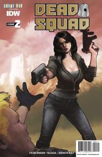 DeadSquad_02-hi ComicList: IDW Publishing New Releases for 11/12/2014