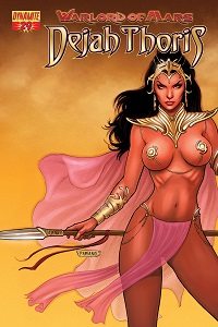 Deja29covNeves ComicList: Dynamite Entertainment for 09/04/2013