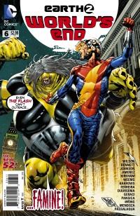 EARTHWE_Cv6_ds ComicList: DC Comics New Releases for 11/12/2014