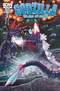 GODZILLA_ROE_17_cvr ComicList: IDW Publishing New Releases for 10/22/2014