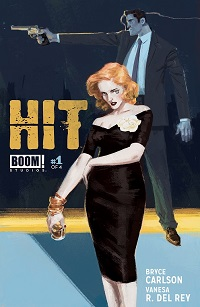 Hit_01_2ndPrintCVRIFC ComicList: BOOM! Studios for 10/16/2013