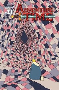 KABOOM_ADVENTURETIME_021v05_B ComicList: BOOM! Studios for 10/16/2013