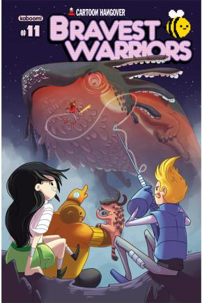 KABOOM_BRAVESTWARRIORS_011v3_B ComicList: BOOM! Studios for 08/21/2013