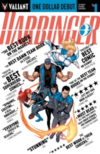 ODD_HAR_COVER_001 ComicList: Valiant Entertainment New Releases for 10/15/2014
