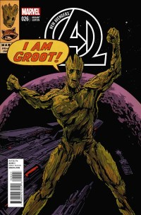 STK656155 ComicList: Marvel Comics New Releases for 11/19/2014