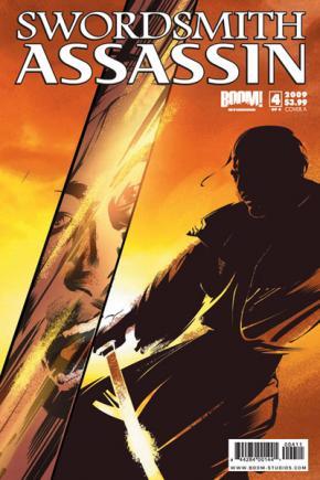 Swordsmith_04_CVRA ComicList: BOOM! Studios for 11/18/2009