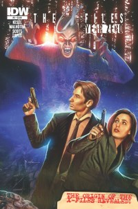 XFiles_YZ05_cvr ComicList: IDW Publishing New Releases for 11/26/2014