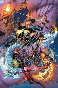 allnew7ann ComicList: Marvel Comics for 02/06/2013