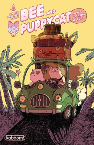 beepuppycat05_coverb ComicList: BOOM! Studios New Releases for 10/22/2014