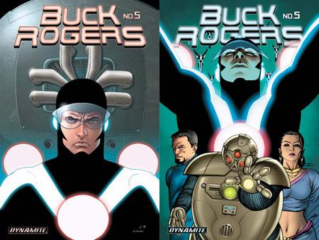 buckrogers5 ComicList: Dynamite Entertainment for 10/28/2009