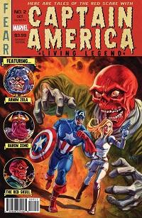 caplegend2vintagevar ComicList: Marvel Comics for 10/30/2013