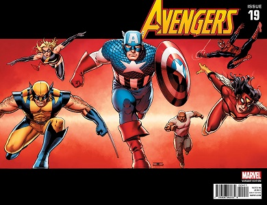 cassadayavengersdecades1-5 ComicList: Marvel Comics for 09/11/2013
