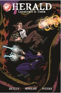 herald1 ComicList Preview: HERALD VOLUME 1 HISTORY IN THE MAKING TP