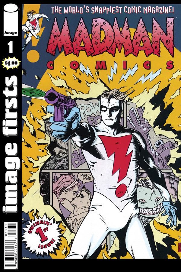 imagefirsts_madman1 Image Comics October 2010 Solicitations
