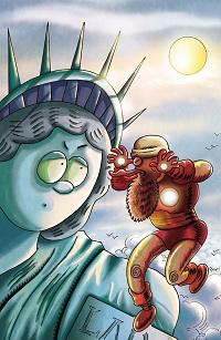 ironmuslim1b ComicList: BOOM! Studios for 04/11/2012
