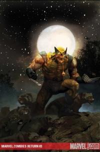 marvelzombiesreturn3 ComicList: Marvel Comics for 09/16/2009