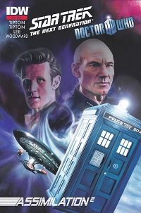 star-trek-doctor-who ComicList: IDW Publishing for 06/20/2012