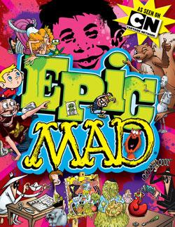 118033_393616_2 DC Comics rush solicits EPIC MAD TP