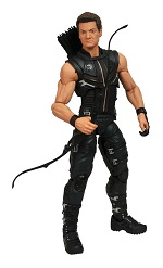 1327696014 The Avengers' HAWKEYE is the latest Marvel Select figure