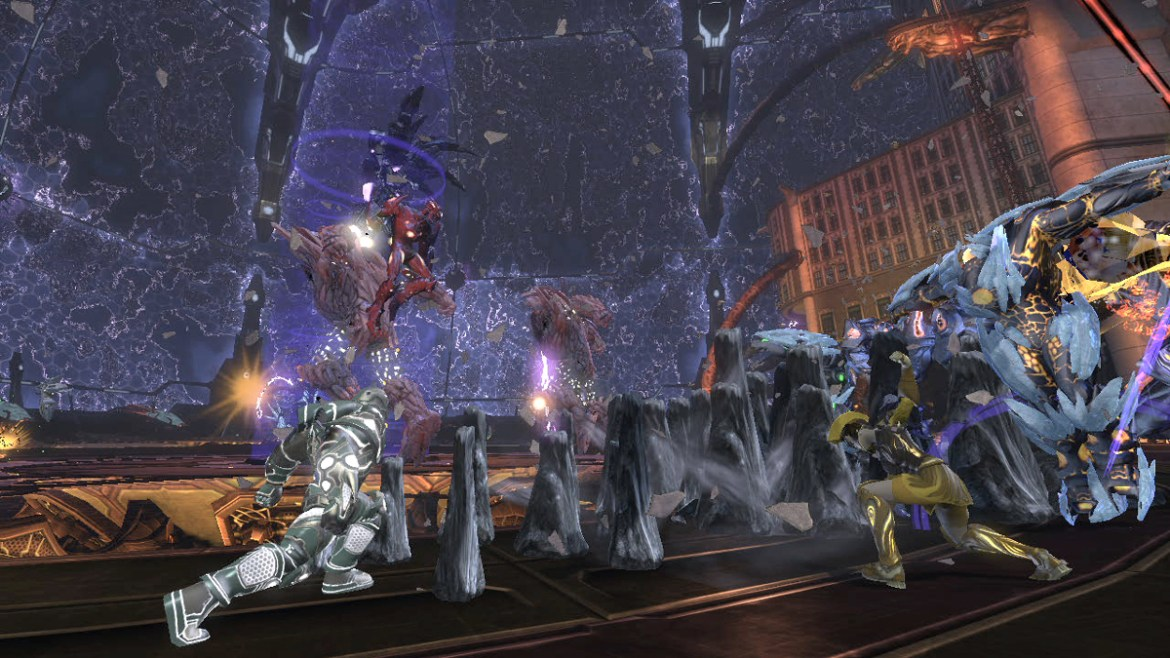 1331676707 DC Universe Online releases The Battle for Earth DLC Pack