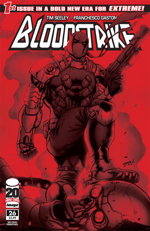 454242056456118 Extreme relaunch BLOODSTRIKE #26 sells out