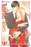 51yGXtYWPLL_SL160_ VIZ Media releases new shojo manga series Butterflies, Flowers