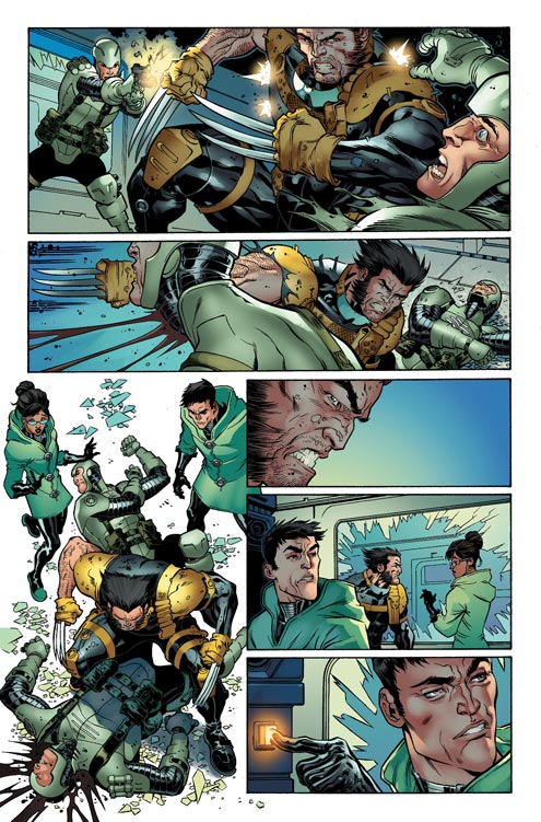 AOXALPHA_Preview6 First Look At AGE OF X: ALPHA