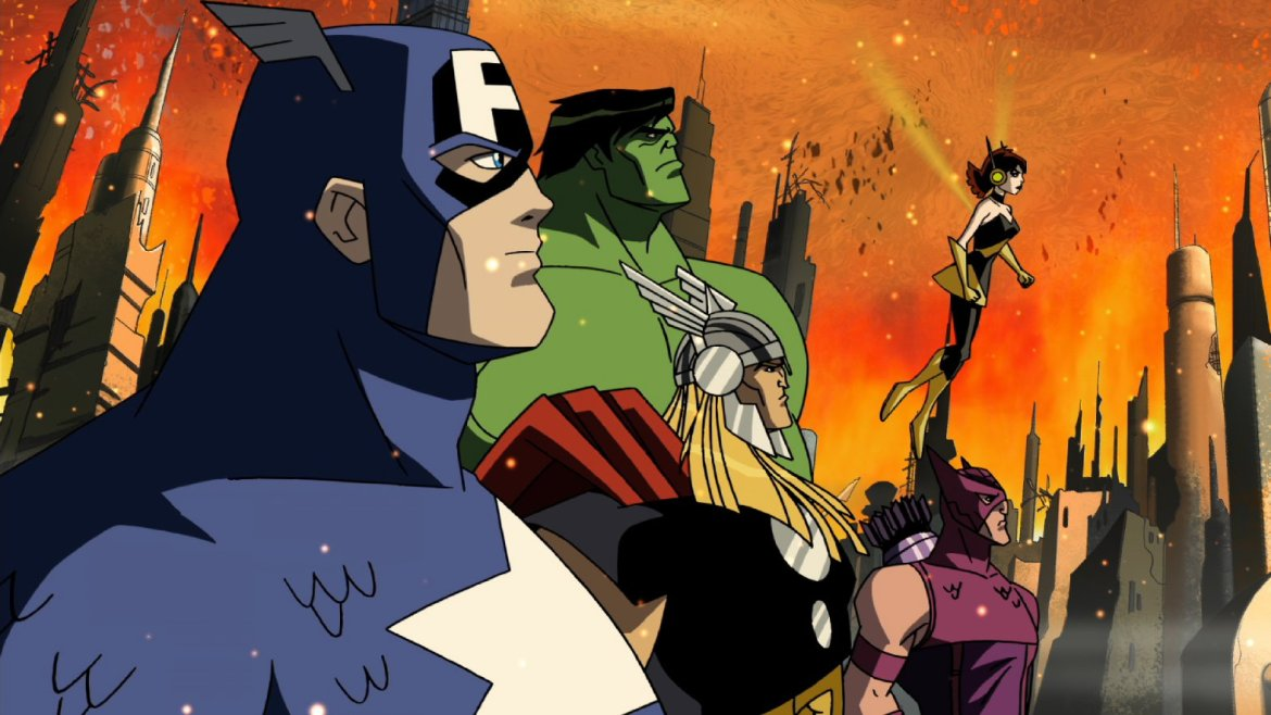AVENGERS-EP116-SCREENSHOT15 Preview THE AVENGERS: EARTH'S MIGHTIEST HEROES Episode 17
