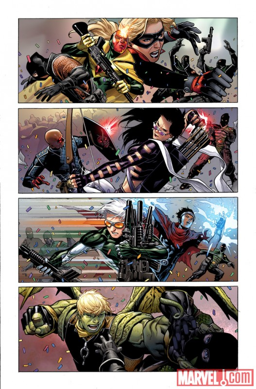AVNCC_1_Preview2 First Look At AVENGERS: CHILDREN'S CRUSADE #1