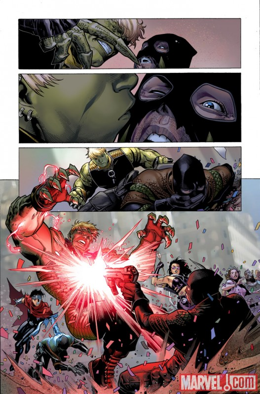 AVNCC_1_Preview3 First Look At AVENGERS: CHILDREN'S CRUSADE #1