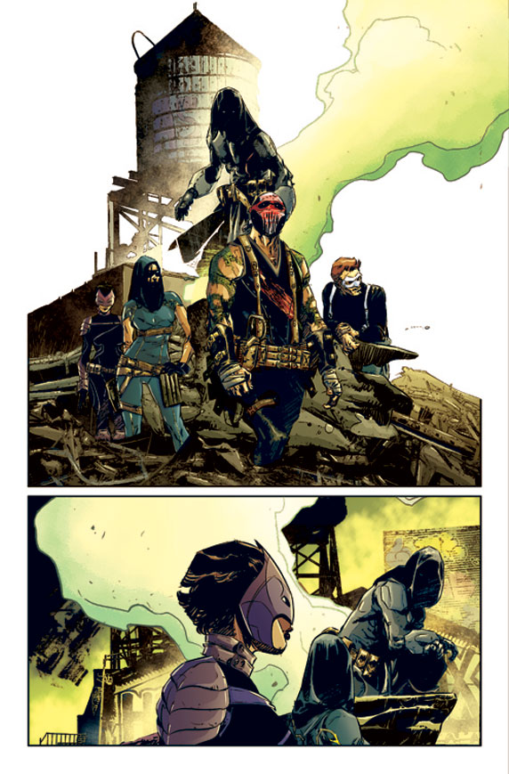 AgeOfApocalypse_1_Preview3 First Look at AGE OF APOCALYPSE #1