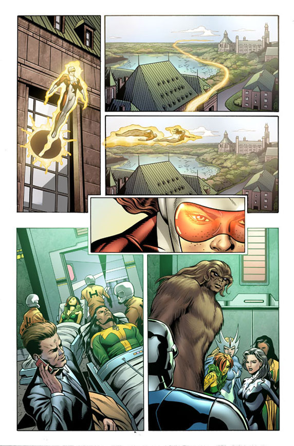 AlphaFlight_2_Preview1 First Look at ALPHA FLIGHT #2, featuring the return of Puck