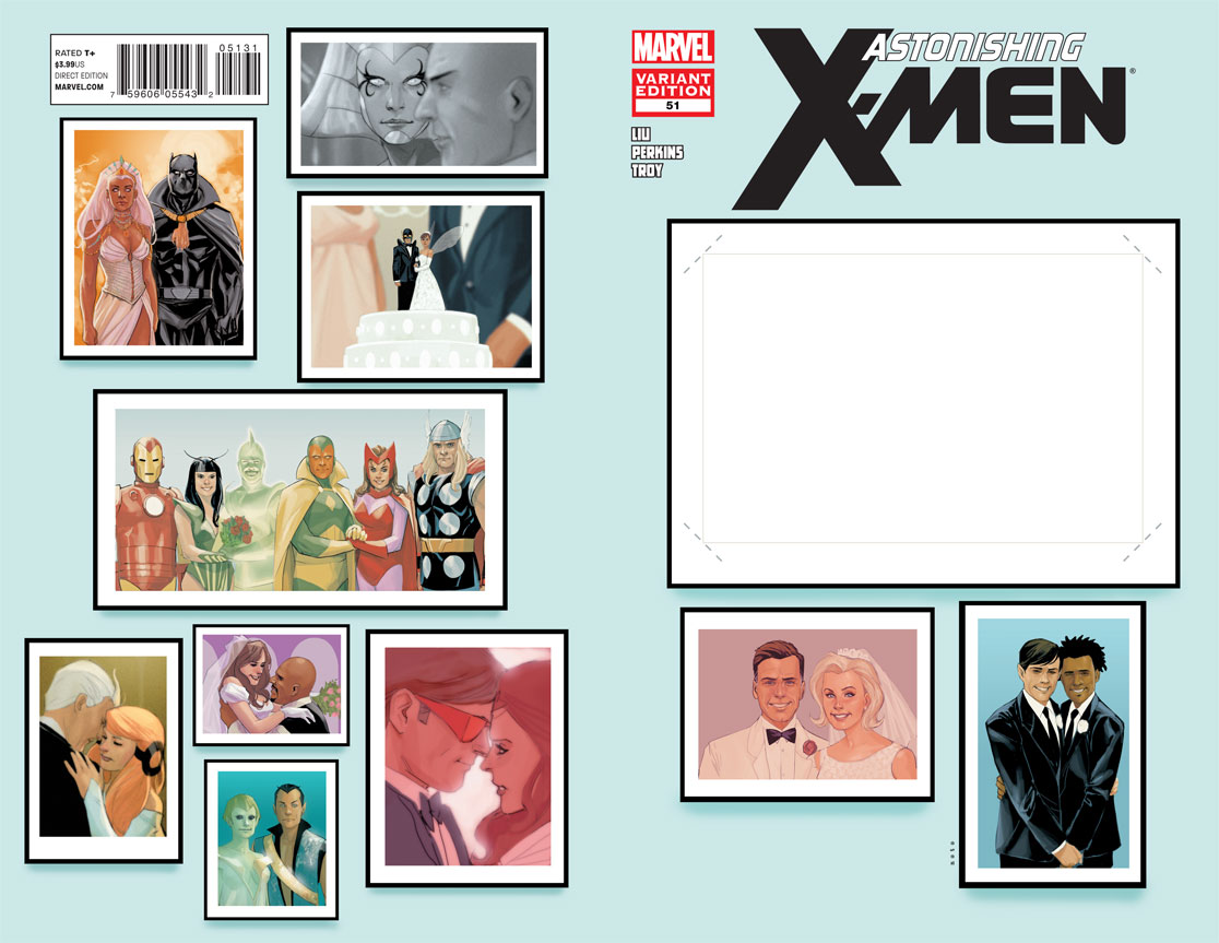 AstonishingXMen_51_CreateYourOwnWeddingVariant Marvel unleashes ASTONISHING X-MEN #51 Create Your Own Wedding Variant