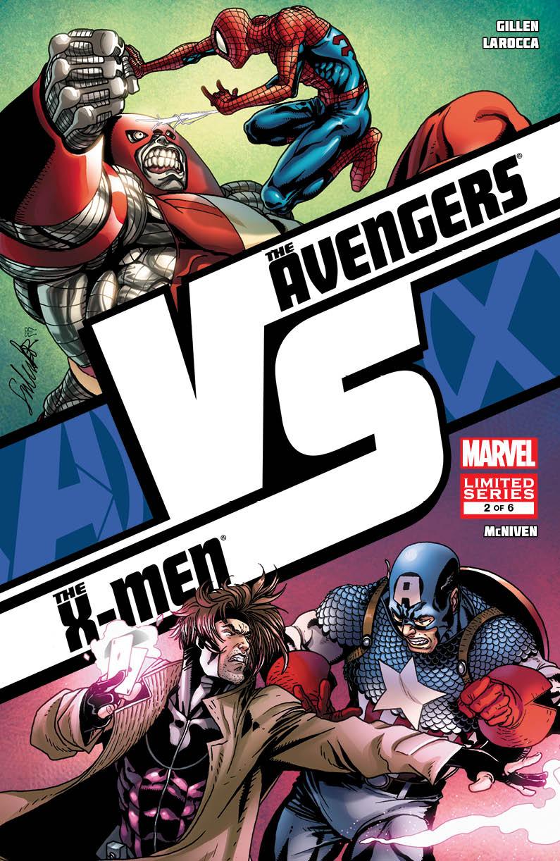 AvXVS_2_Cover Marvel releases more May AVENGERS VS. X-MEN covers