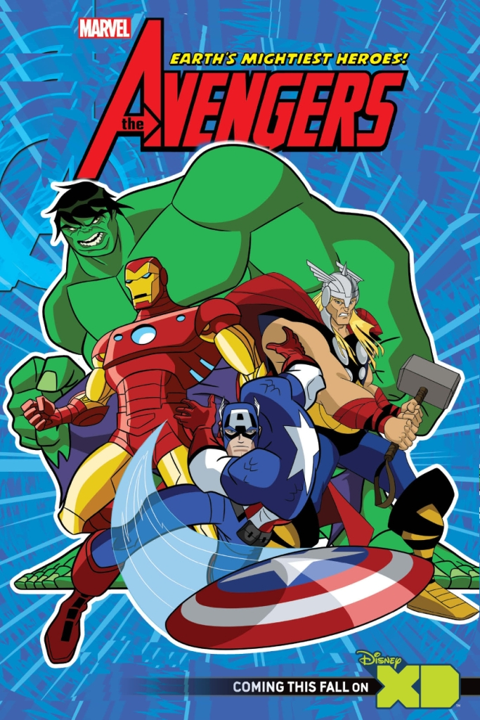 AvengersSDCCPromo Marvel Animation plans to take over SDCC 2010