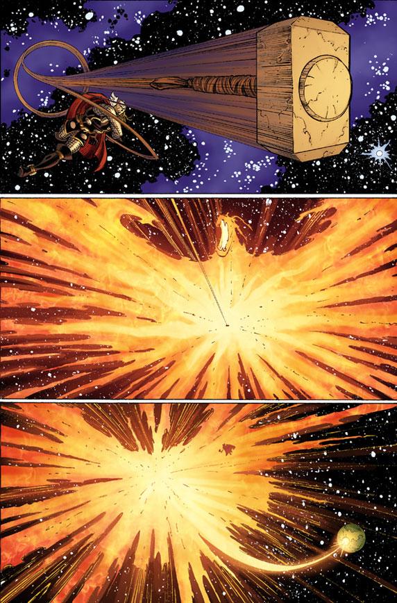 AvengersVSXMen_4_Preview2 First Look at AVENGERS VS. X-MEN #4