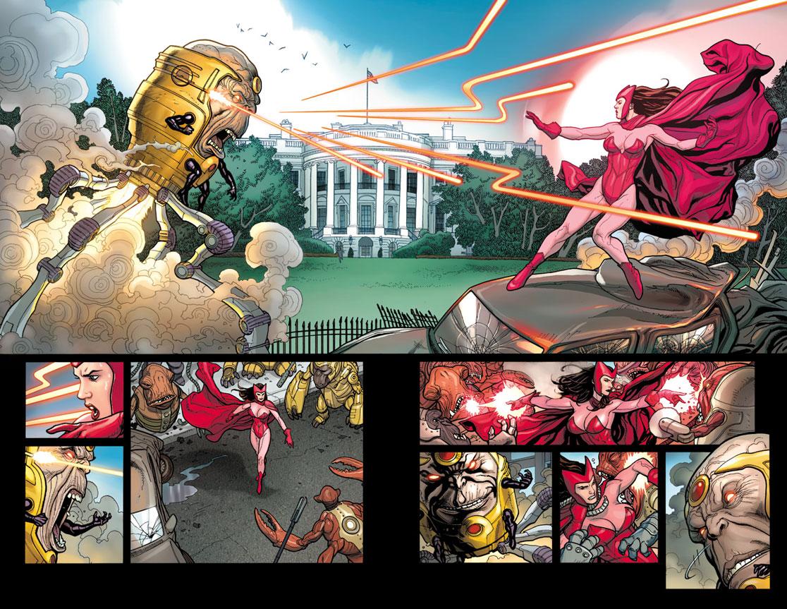AvengersVsXMen_0_Preview2 First look at AVENGERS VS. X-MEN #0