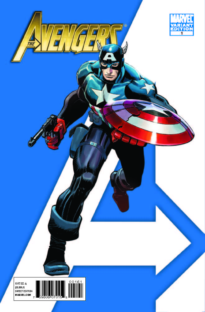 Avengers_01_JRJRvariant Celebrate the inaugural AVENGERS DAY at your local retailer