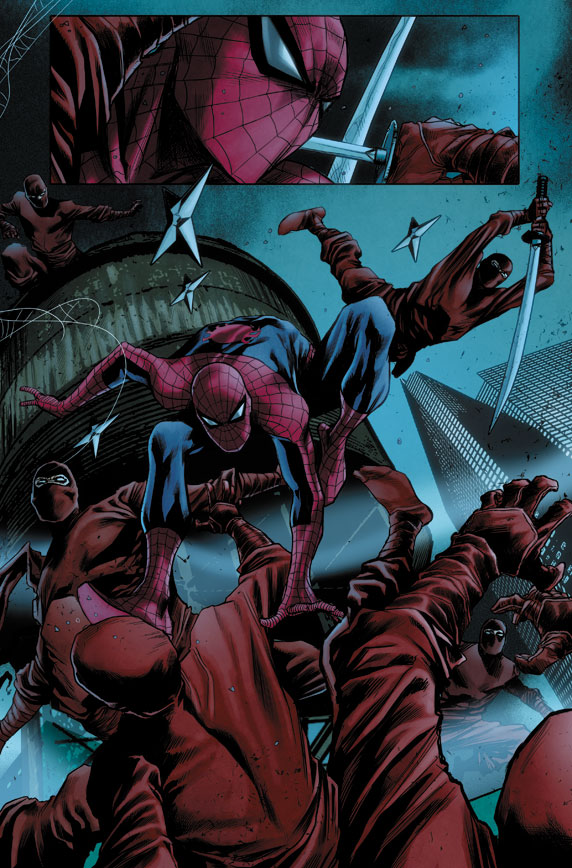 AvengingSpiderMan_6_Preview1 First Look at AVENGING SPIDER-MAN #6
