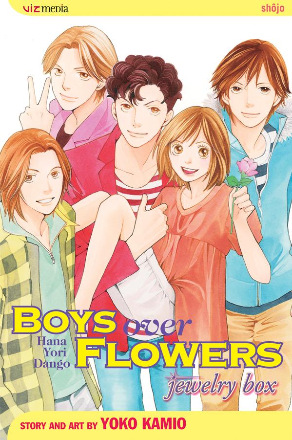 BoysOverFlowersJewelryBox VIZ Media announces epilogue to Boys Over Flowers manga