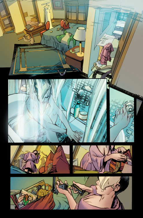 CAPTAINAMERICA_THESECRETAVENGERS_1_Preview1 First Look at CAPTAIN AMERICA AND THE SECRET AVENGERS #1
