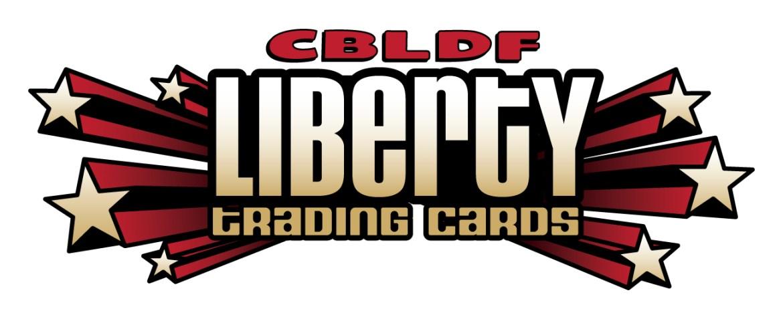 CBLDF_Liberty_Logo Cryptozoic and CBLDF collaborate on trading card set