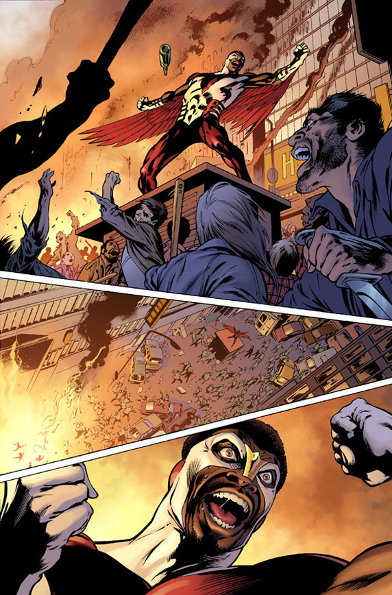 CaptainAmerica_10_Preview1 First Look at CAPTAIN AMERICA #10