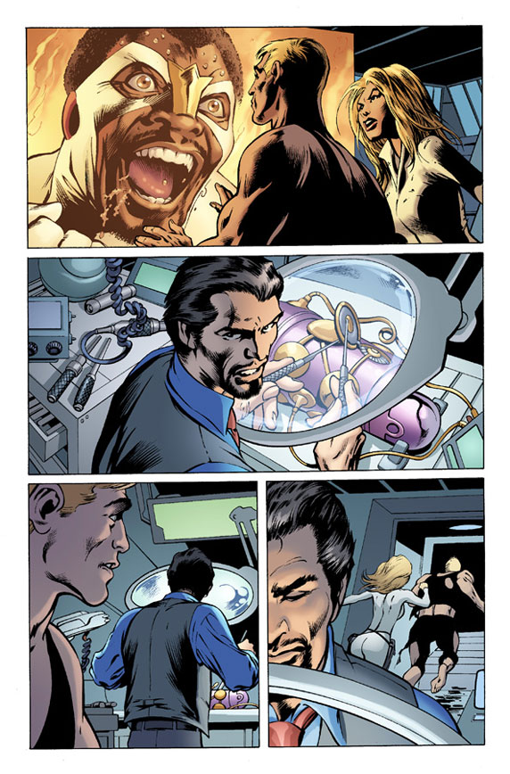 CaptainAmerica_10_Preview2 First Look at CAPTAIN AMERICA #10