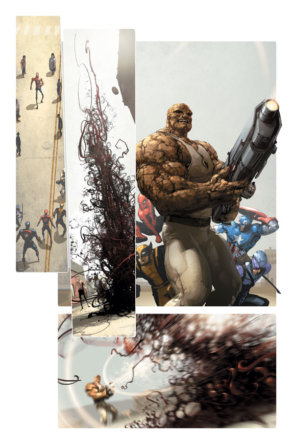 First Look At Carnage U S A 1
