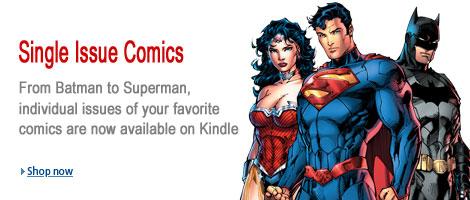 Single Issue Comics