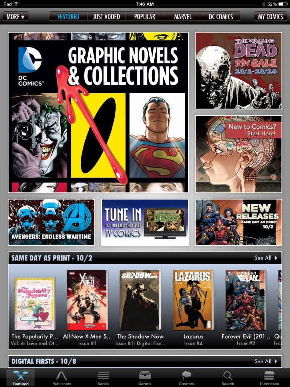 DC_GNs_LRG_Brick DC graphic novels available on both comiXology and Google Play
